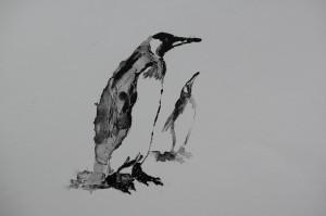 Inga Zeisset - Penguins