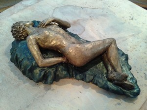 Collette Goodwin - Reclining Figure