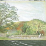 Deirdre Seymour - Mount Caburn - Pastel