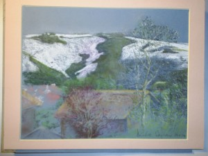 Deirdre Seymour - The Coombe - Pastel