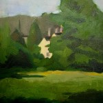 Judy Granville - Stanmer House - Oil