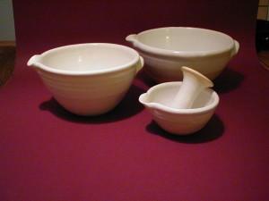 Rowena Williams - Domestic Stoneware 1