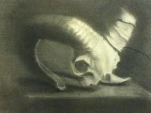 shirley hendley - Artwork Scull