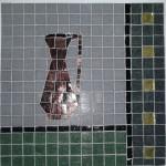 Gill Autie - Still life  - Mosaic - 30x30cm